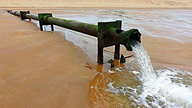污水 by Andrew Martin from Pixabay