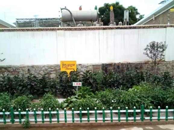 凯萨诺环保一体化污水处理设备入驻白银市力美养护站案例
