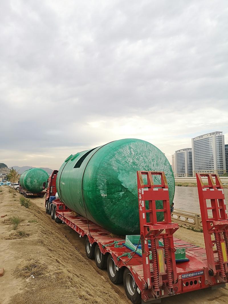 凯萨诺一体化污水处理设备