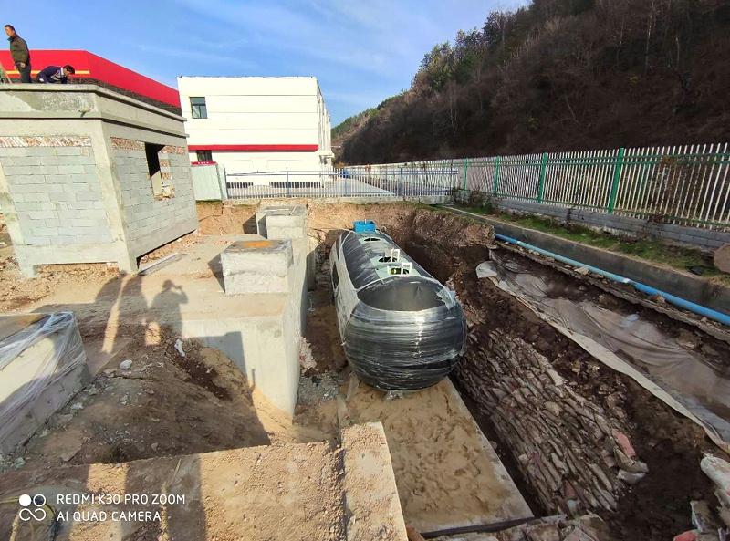 兰州凯萨诺污水处理设备