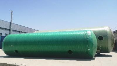 玻璃钢化粪池是如何处理污水的,你了解了吗?