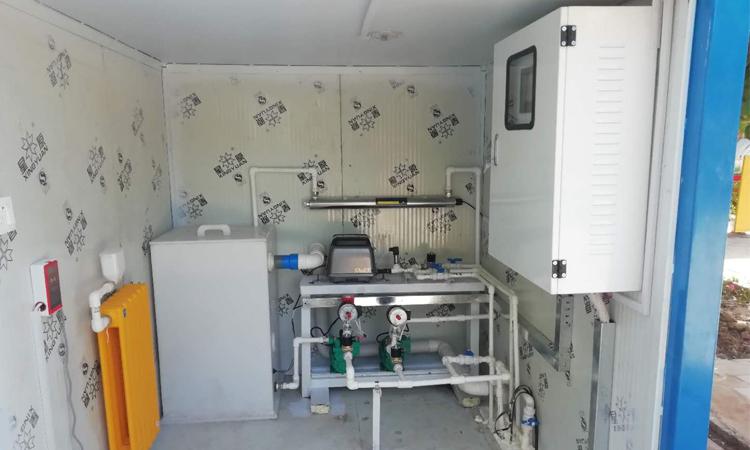 当甘肃一体化污水处理设备使用完后要及时的维护保养避免出现故障!