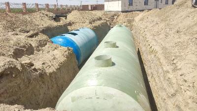 地埋式污水处理设备突然停止运行怎么办?