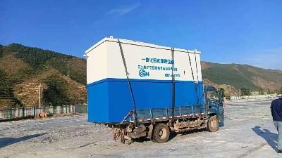 农村污水处理设备采购时注意事项