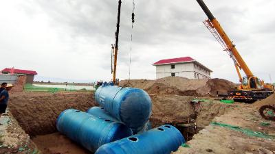 一体化污水处理设备在农村污水中的应用