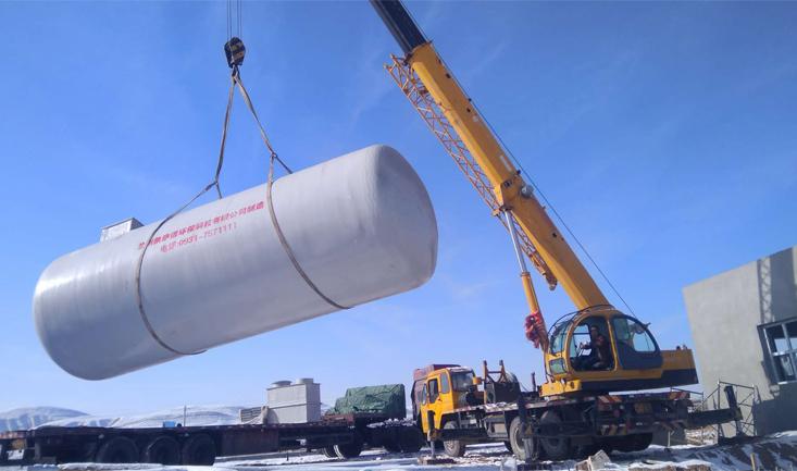 天水市美森工业集团含油废水处理案例